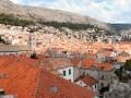 Panoramatický pohled na město Dubrovník